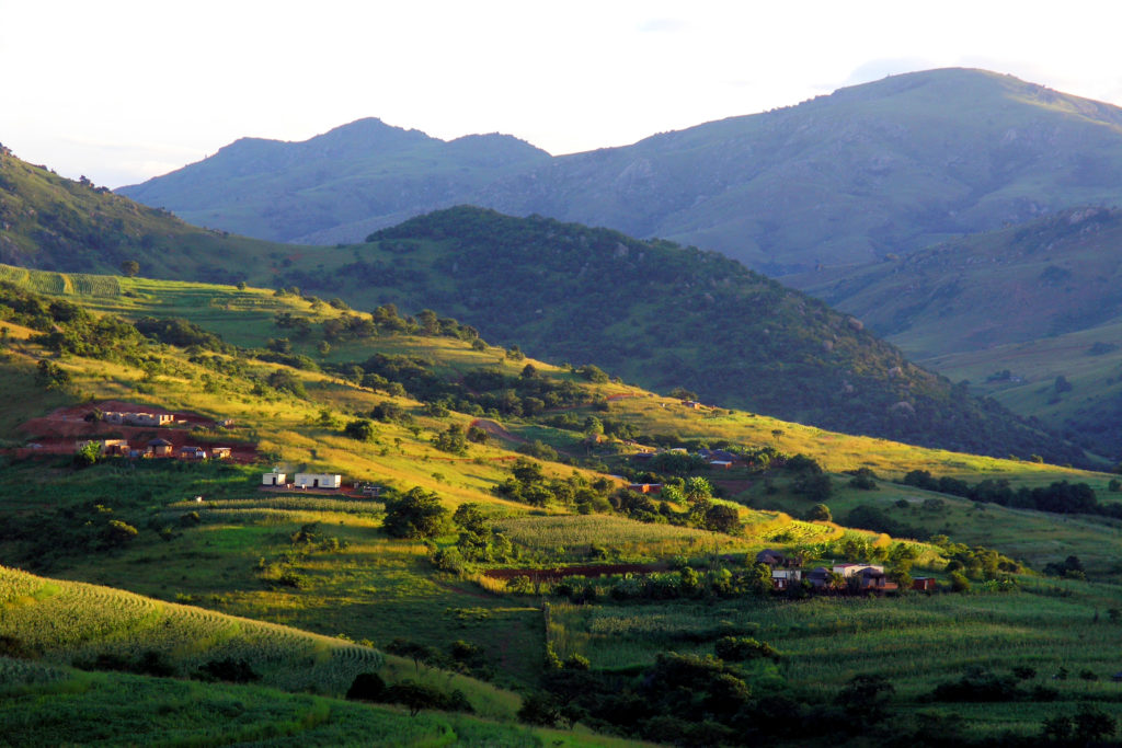 Natural attractions in Eswatini (Swaziland)
