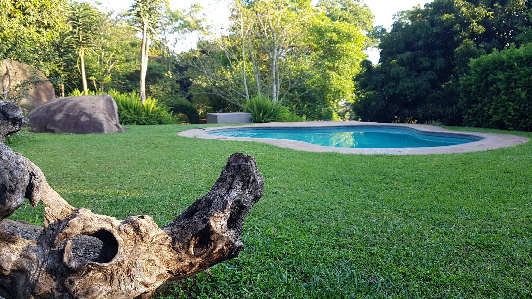Lidwala Lodge Eswatini (Swaziland) swimming pool