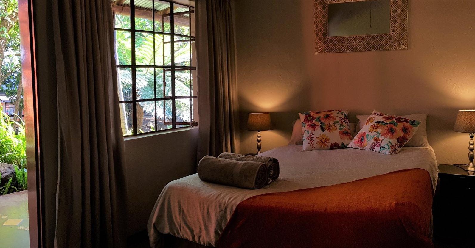 Lidwala Lodge's accommodation
