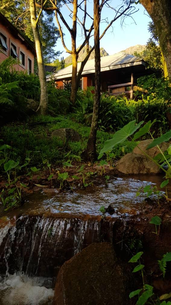 Lidwala Lodge's breathtaking streams